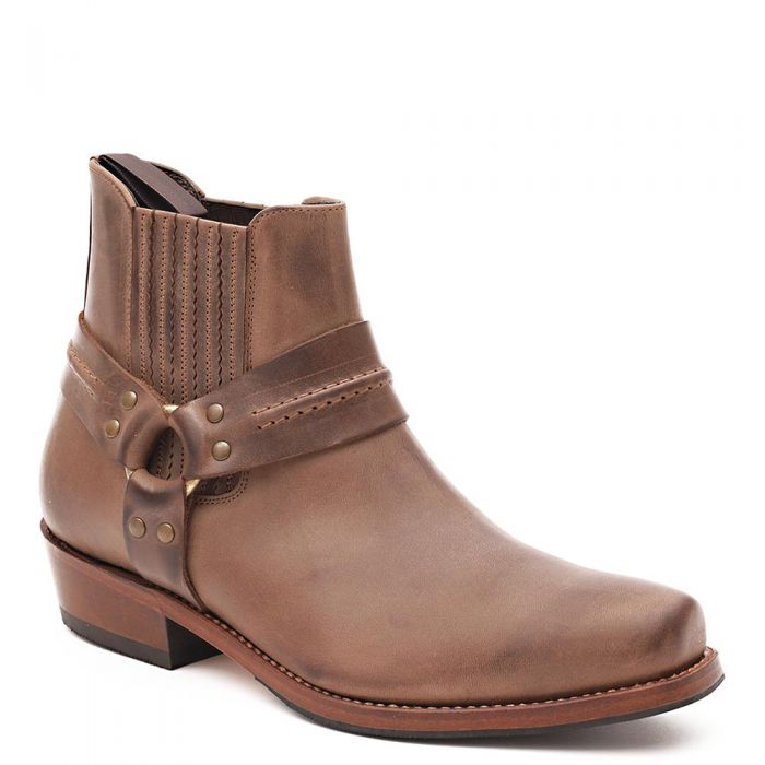 Sancho Abarca Ankle Boots 5049 brown