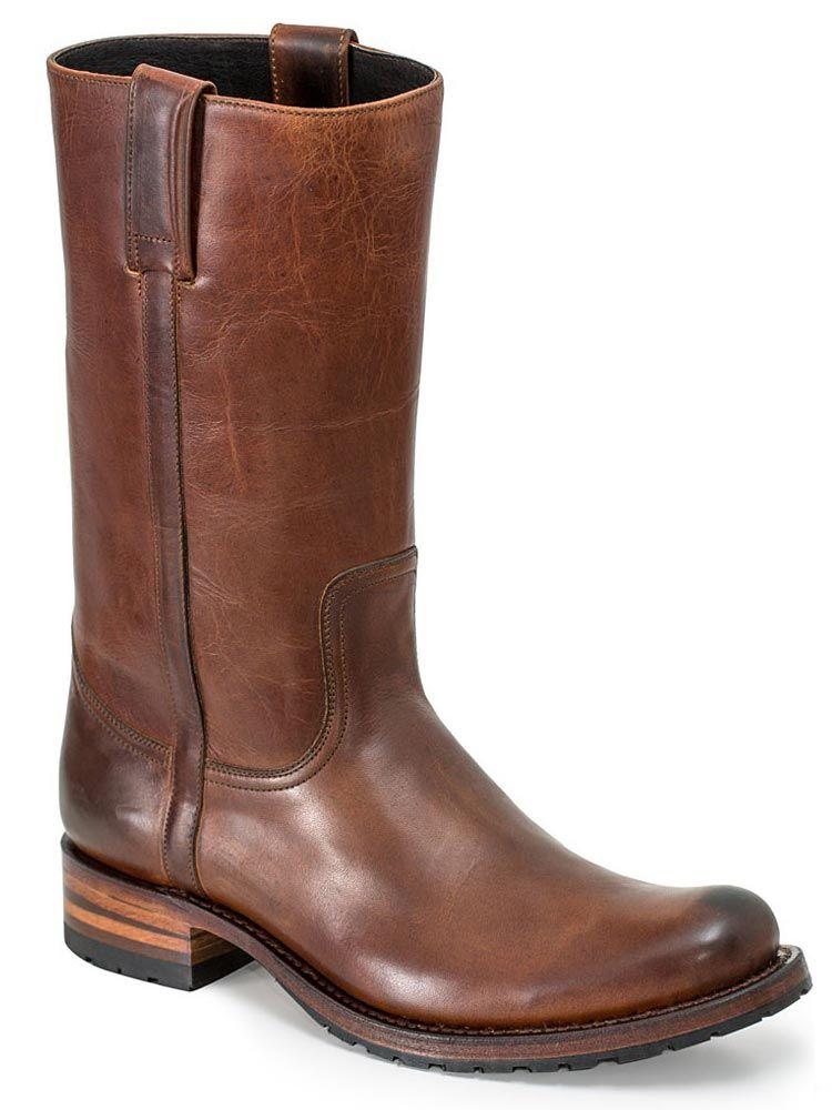 Sendra 3165 Mens Leather Boots San Martino