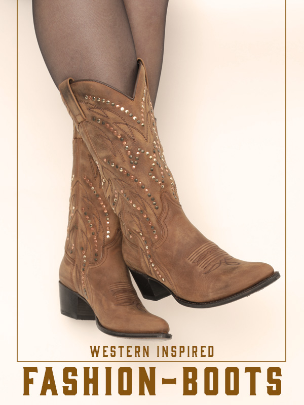 Sancho Store - Country Fashion Boot