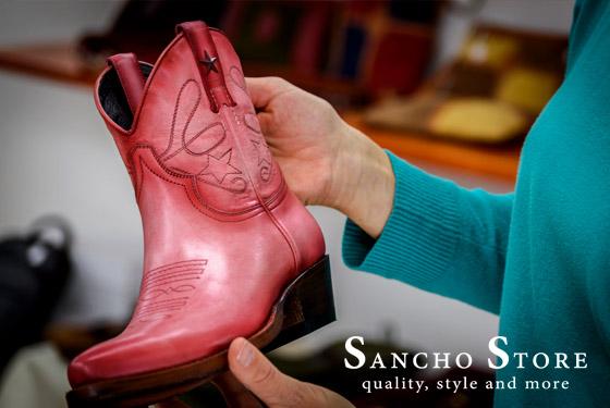 Sancho Bootsamp; Store Stiefel – Für Blog CoFarbige 1lFJKcT
